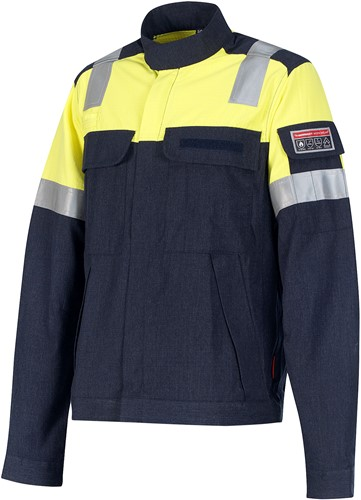 Inherent FR Jacket yellow/navy 56