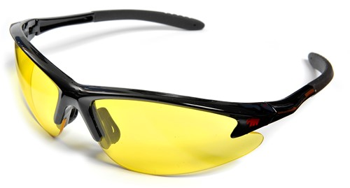 Mammoet Safety Glass yellow