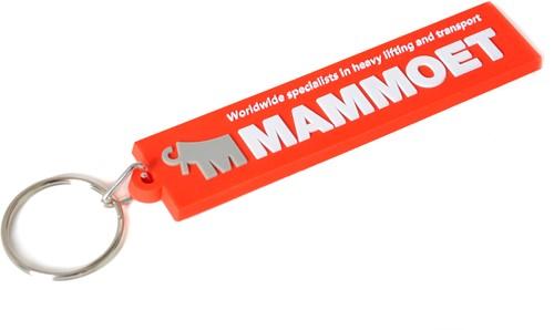 Rubber Keychain Mammoet