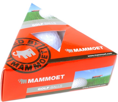 Mammoet golfbal
