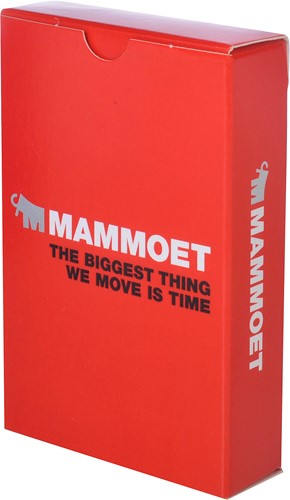 Mammoet Game Cards