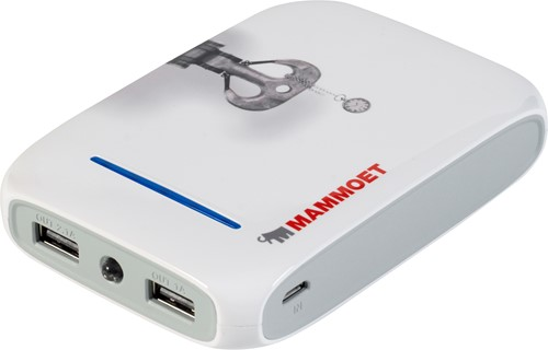 Mammoet Powerbank 10.000 MaH