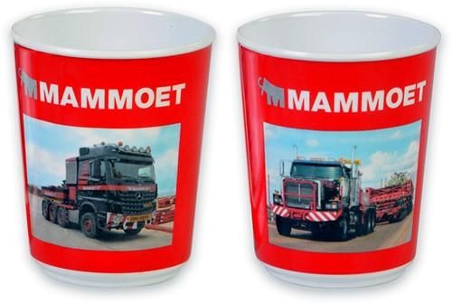 Mammoet mug set