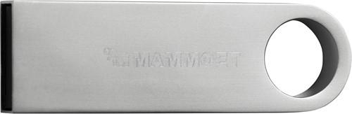 Mammoet aluminium USB Stick