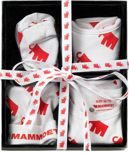 Mammoet baby cadeau set