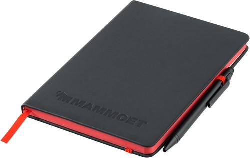Mammoet notitieboekje A5 met pen
