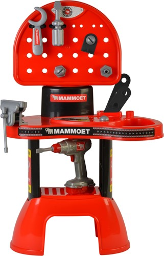 Mammoet construction table