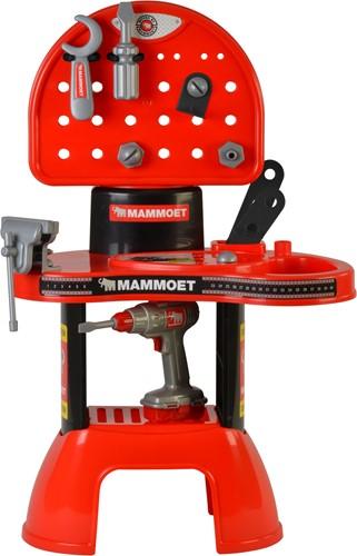 Mammoet werkbank