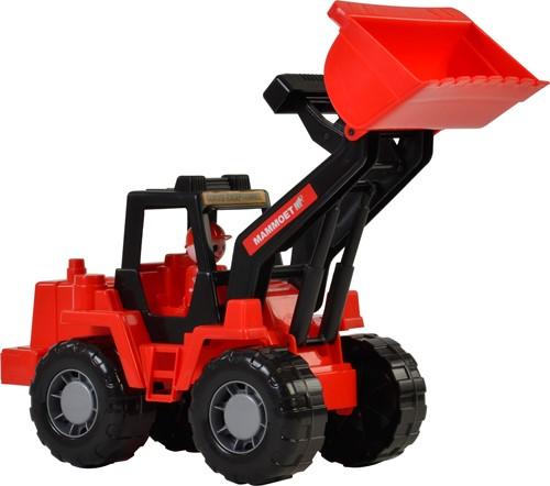Mammoet loader & driver