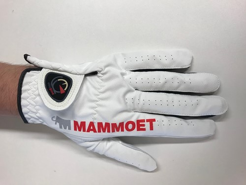 Mammoet sports glove (left side)