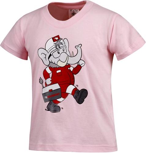 Mambo t-shirt pink