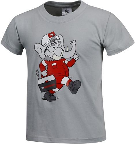 Mambo T-shirt Grijs