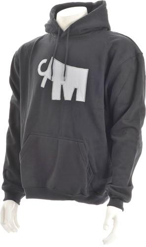 Mammoet Hooded Sweater Zwart