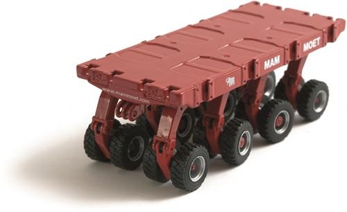 SPMT 4 Axle