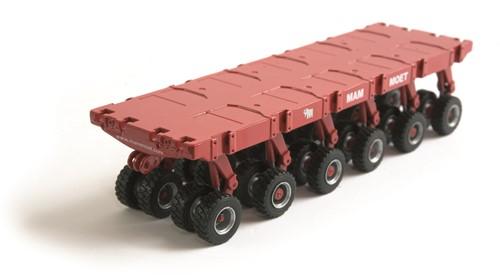 SPMT 6 Axle