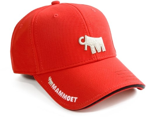 Mammoet 3D Cap Red