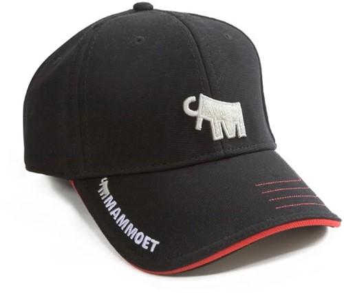 Cap Black 3-D
